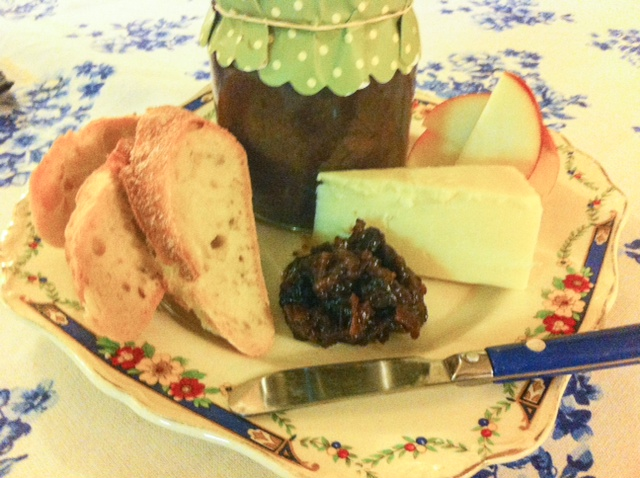 Margot's Christmas Allsorts Chutney