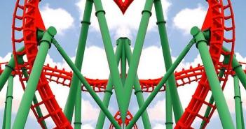 heart rollercoast