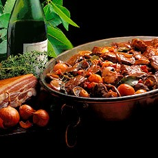 Very easy Boeuf Bourguignon