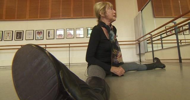 Annabel's blog ~ she meets her heroine ~ Gillian Lynne!