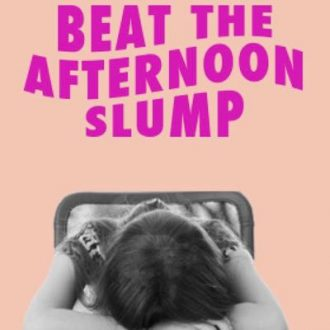 Six Afternoon Slump Snacks - How To Revive Your Energy