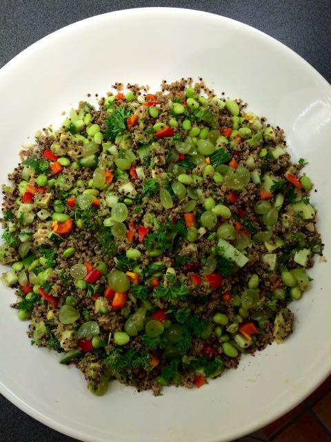 Sally's Substantial Salad