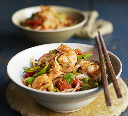thai-prawn-ginger-noodles