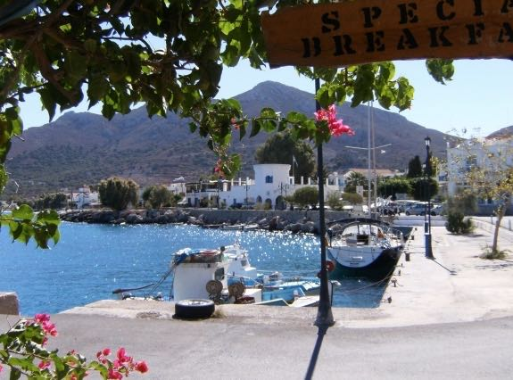 Tilos... a tiny island in the Dikonese