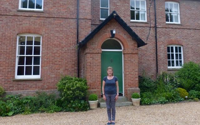 Round Britain with Baa: Finding the Fens