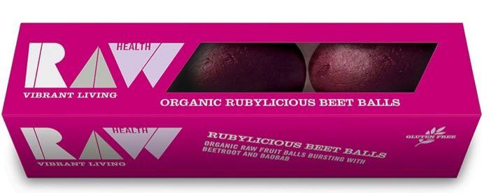 Rubylicious Beet Balls