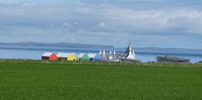 Round Britain with Baa: Over to Orkney