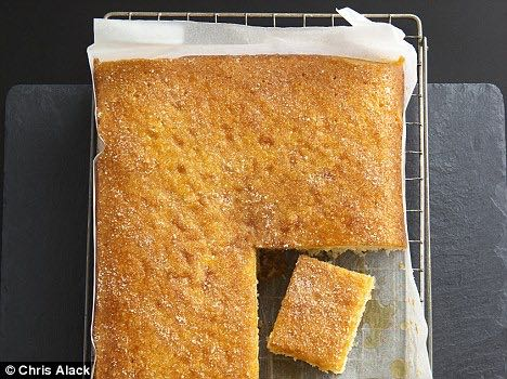Mary Berry's Lemon Drizzle