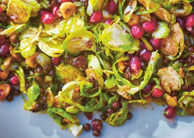 A really good superfood salad