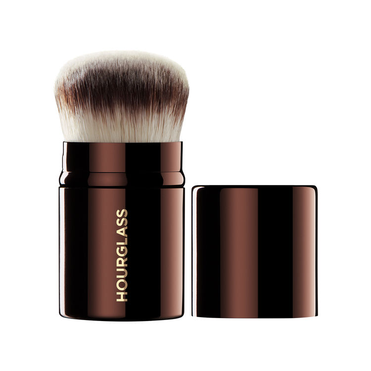 Kabuki brush from post Ten valuable make up tips for older women that we have learned
