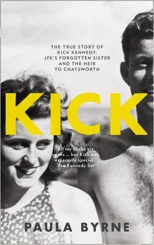 Kick by Paula Byrne