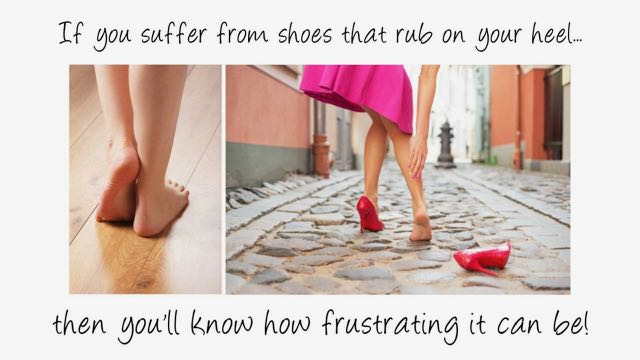 Slipping heels - we have found the