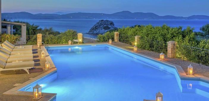 Patmos to the Peloponnese