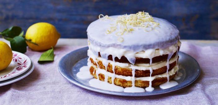 MB's Whole Lemon Cake
