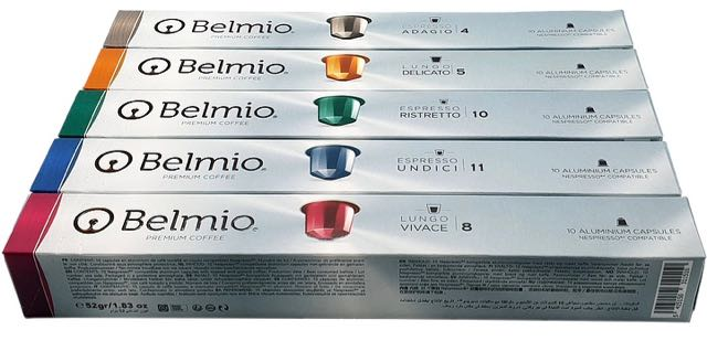 Belmio Coffee Pods - Save Money Without Compromising On Quality