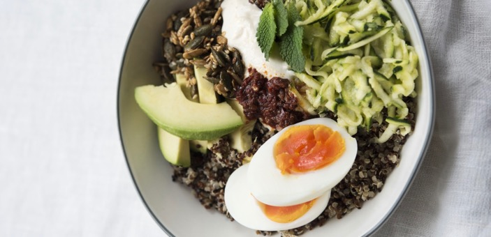 Buddha Breakfast Bowl