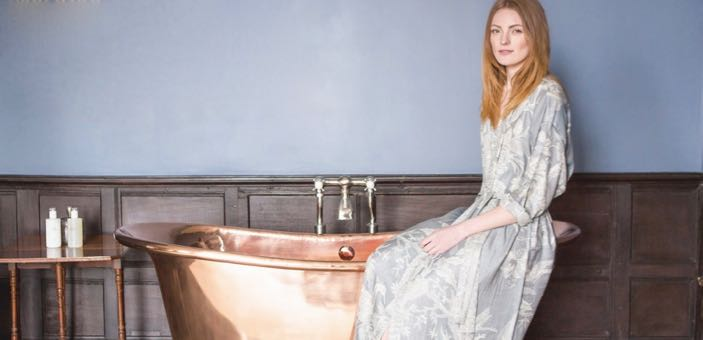 ELEGANT DRESSING GOWNS / Shibumi / CountryWives online magazine for older women