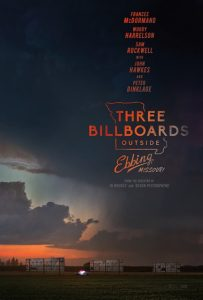 Film Three Billboards in Ebbing Missouri / Don't Miss This / CountryWives