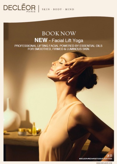 Best facials / Decleor / Wellbeing / CountryWives