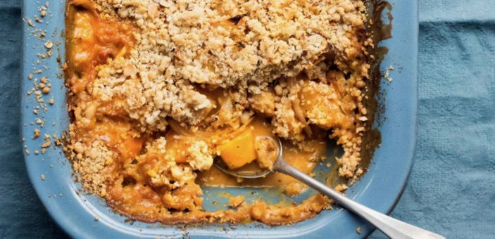 Smoky roots vegetarian crumble / What's Cooking / CountryWives