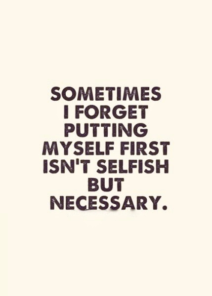 Put yourself first / Blog Zeynep / CountryWives