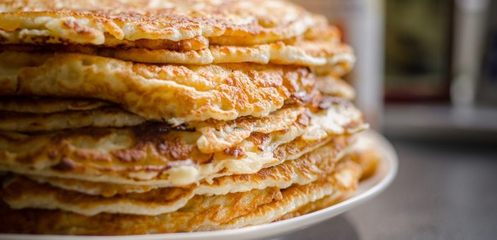 Sweet Potato pancakes / What's Cooking / CountryWives