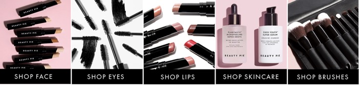 Beauty Pie / club for beauty addicts / Wellbeing CountryWives
