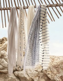 5 Style Tips / Fashion / The White Company scarves / CountryWives