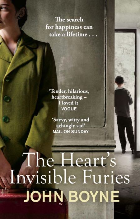 The Heart's Invisible Furies by John Boyne / Page Turner / CountryWives