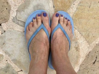 FitFlops / Capsule cosmetics choices for a summer holiday / Wellbeing / CountryWives online magazine for older women
