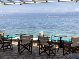 The Sea Terrace at Taxidis, Paxos / Don't Miss This / Travel / The CountryWives