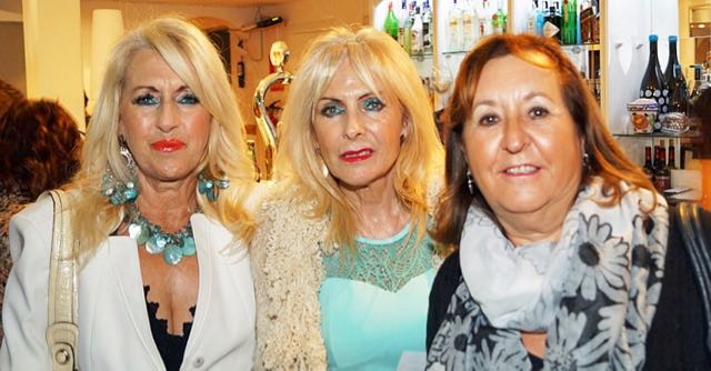 Expat ladies of Marbella / Much as I love the bling of Marbella.../ blog / BackPacking Granny at CountryWives online magazine for older women