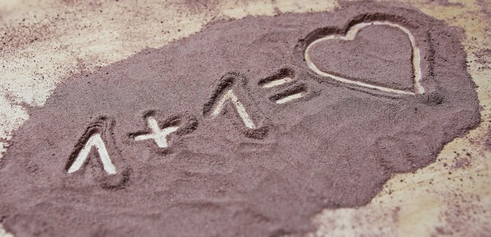 Relationships / 1 + 1 = a heart written in sand / Zeynep / Blog / The CountryWives