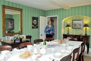 Woman Of The Week: Gail Garbutt in her B&B