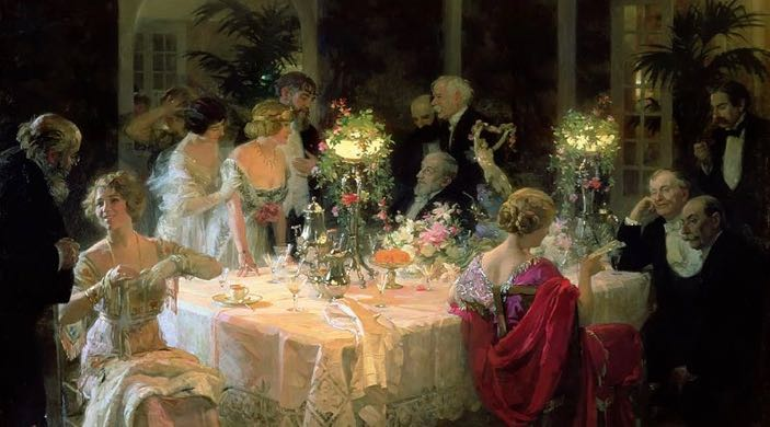Such A Marvellous Jolly Dinner Party