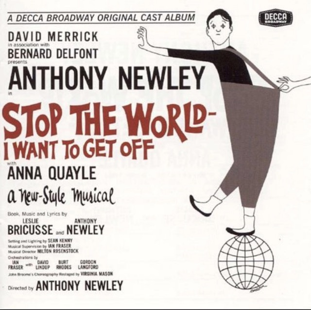 Poster for Stop the World - I want to get off