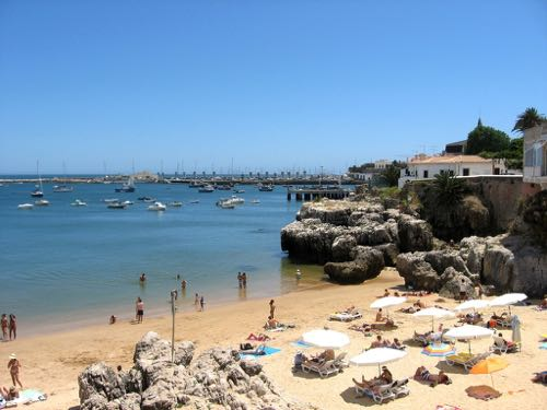Cascais Portugal Holiday in sunny Portugal