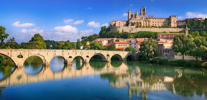 Beziers Languedoc
