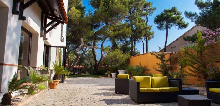 hotel-host-et-vinum-canet-en-roussillon Languedoc