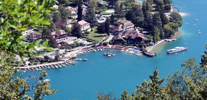 Europe's most idyllic lakes and lakeside hotels