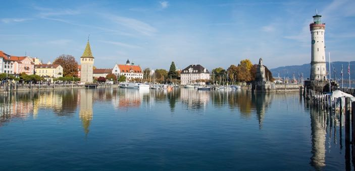 Europe's most idyllic lakes and lakeside hotels