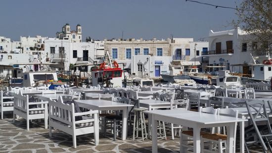 Paros Five In-the-Know Recommendations for a Special Summer Holiday