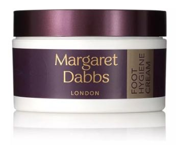 how to have lovely feet foot hygiene cream from Margaret Dabbs