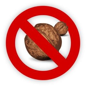 No nuts sign / becoming parents in later life