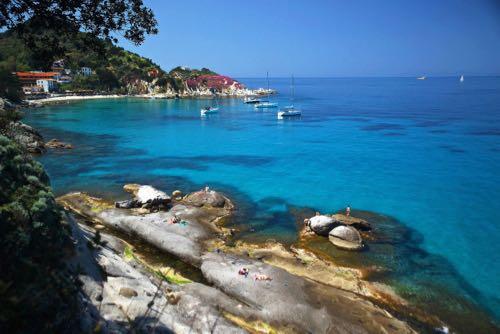 Idyllic Mediterranean Elba