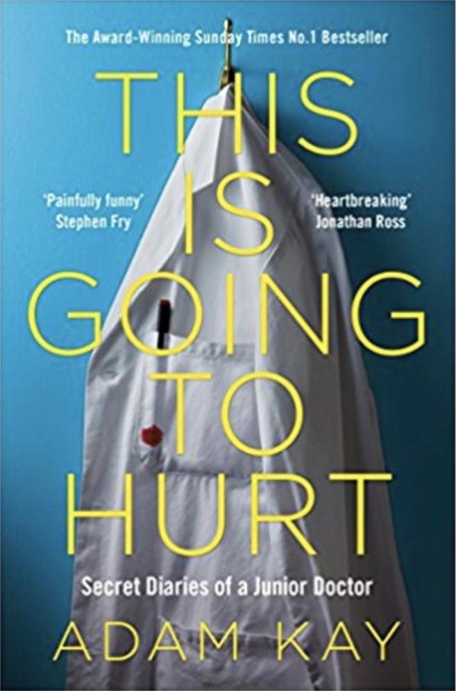 This is going to hurt / book review