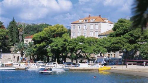 best-hotels-in/croatia/lopud Idyllic Mediterranean