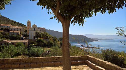 Idyllic Mediterranean Corsica