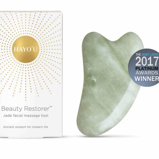Top Beauty Products of 2018 / Hayo'u beauty restorer