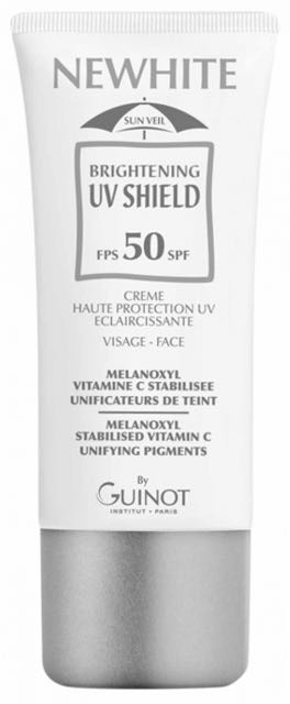 Top Beauty Products of 2018 / Guinot Newhite UV50 Cream